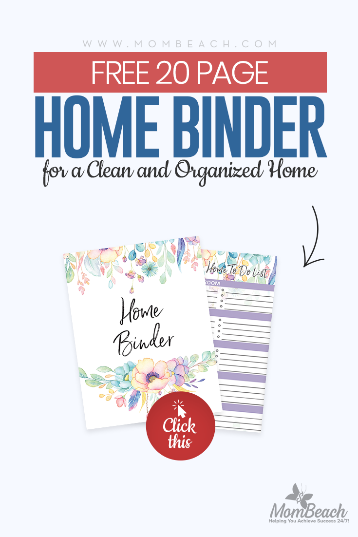 This free 8 x 10 printable home binder will make your live easier! Included is a 12 month calendar! | free 8 x 10 printables | free printables 8 x 10 | calendar printable | printable calendar | organization printables | cleaning printables | organizing printables | #freeprintables | #free8x10printables | #freeprintables8x10 | #calendarprintable | #printablecalendar | #organizationprintables | cleaningprintables | #homebinder