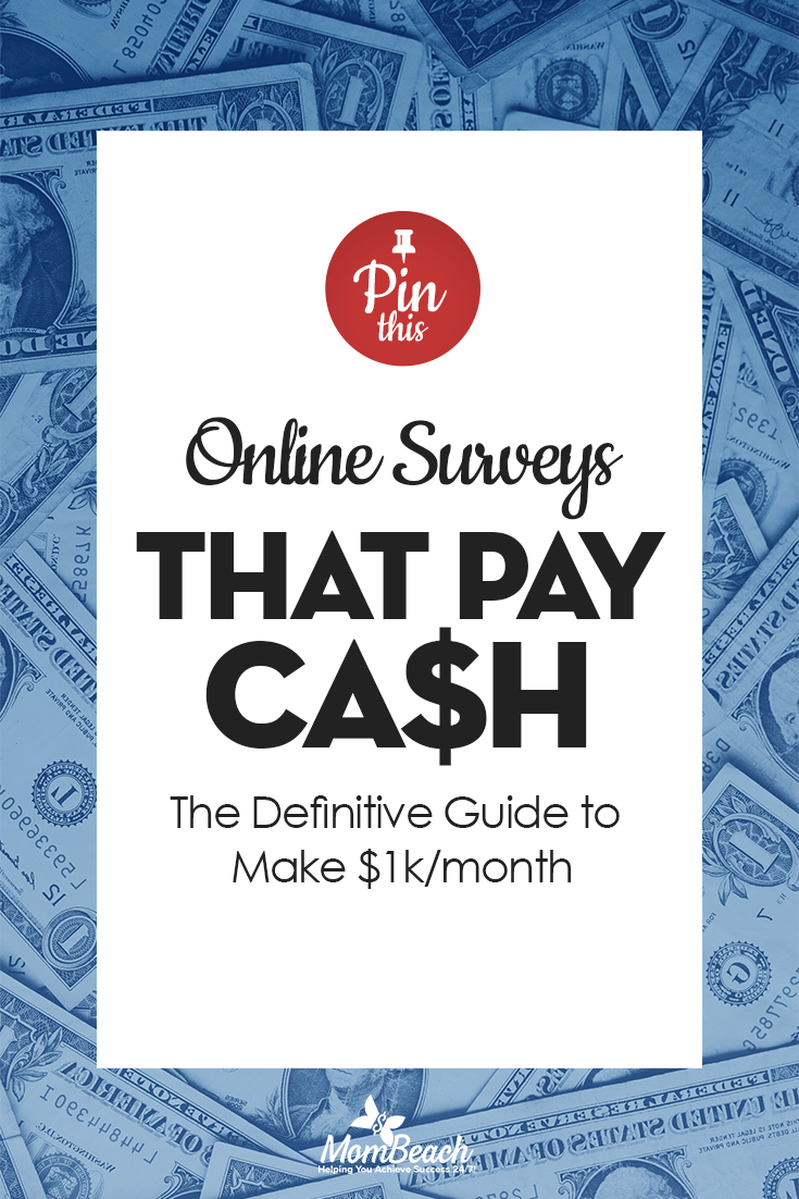 Make money online with Survey Junkie! With paid surveys you can make so much! Use these detailed tips on how to make up to $1k a month using online surveys. It is quick and easy to make money online. #moneytips #moneyonline #surveys #makemoney #money #paidsurveys #finance #christmasmoney #moneyforchristmas