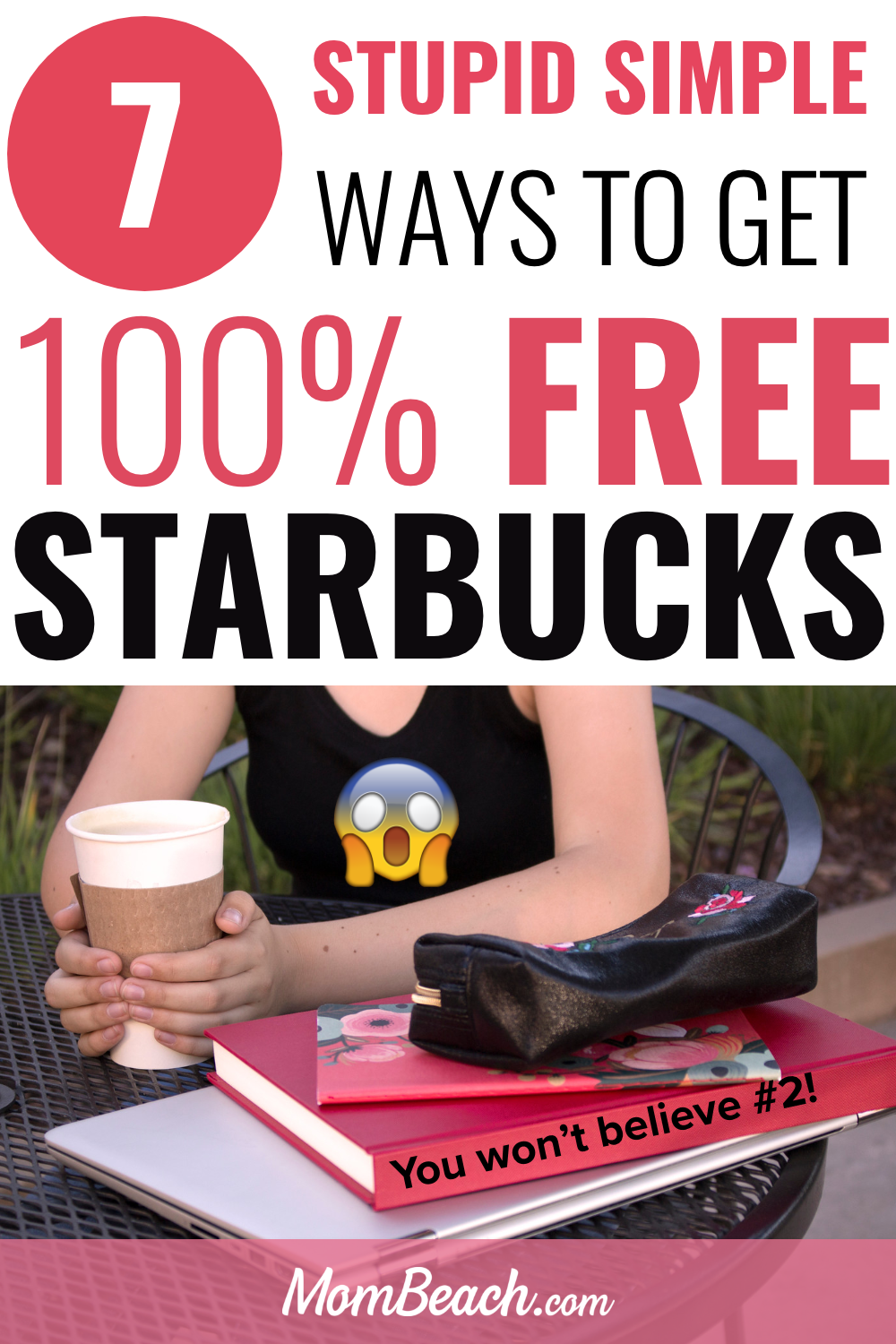 Holy mother of Joe! Did you know that you can get free Starbucks drinks?! It's true! You won't believe how stupid simple it is to get free Starbucks gift cards and promo codes. I tell you how to get free Starbucks quick and easy. #freestarbucksdrinks #freestarbucks #howtogetfreestarbucks #freestarbucksgiftcards #freestarbuckscodes #freestarbucksproducts