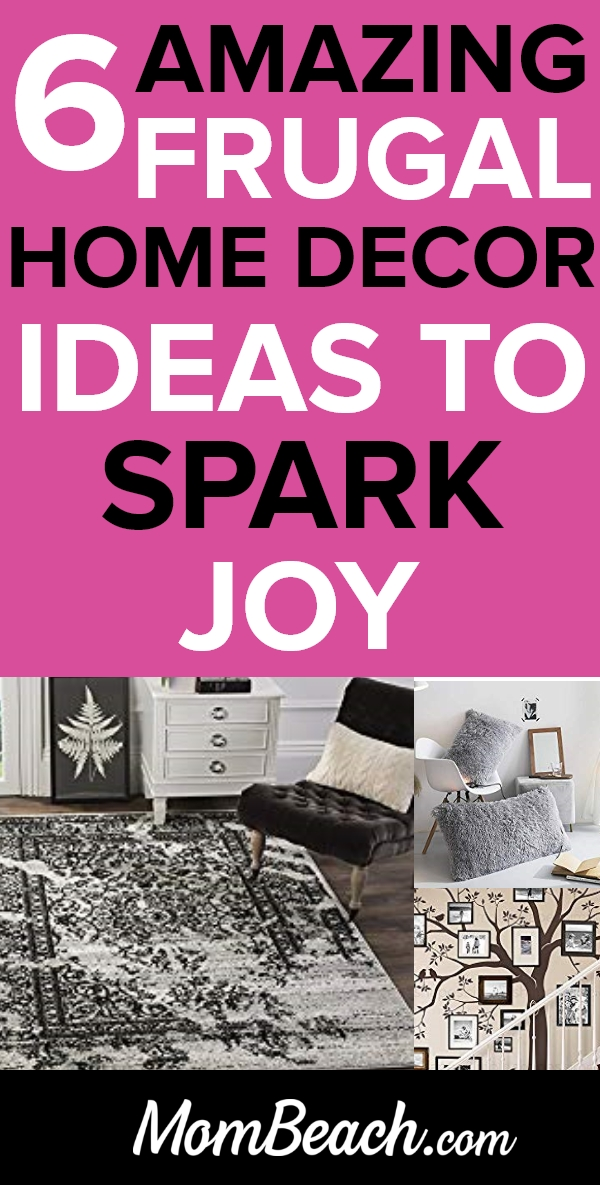 You won't believe how awesome these home decor ideas are! You can DIY on a budget for your apartment, bedroom, kitchen, bathroom and more. You can go to dollar stores to save money. There are so many pictures of ideas for home owners and renters that are modern and cozy. These ideas are all very simple! #homedecoronabudget #budgethomedecor #diyhomedecor #savemoney #moneysavingtips #cheapdecor #decorideas